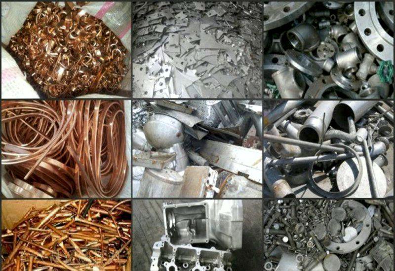 Спецификации лома металлов